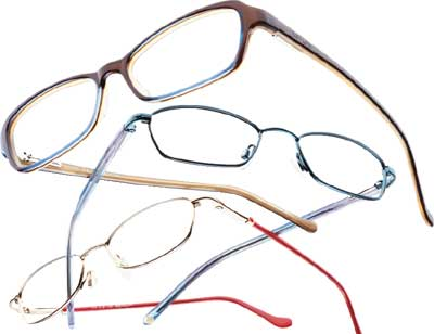 METZLER EYE GLASSES - EYEGLASSES