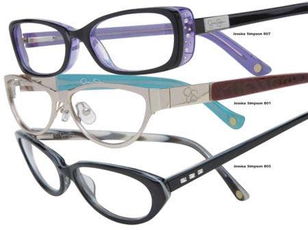 b0aee5eef34 Colors In Optics Jessica Simpson Eyewear. Jessica Simpson Glasses Frames  Best Cnapracticetesting