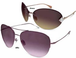 Badgley Mischka Sunglasses  sama badgley mischka active eyewear