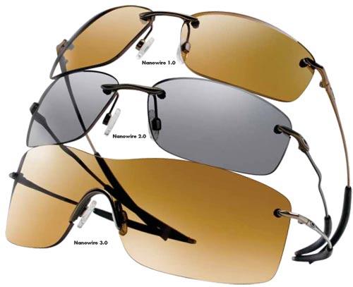 oakley nanowire 3.0 polarized sunglasses