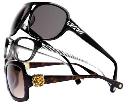 Collection Sunglasses  legacie david yurman eyewear collection