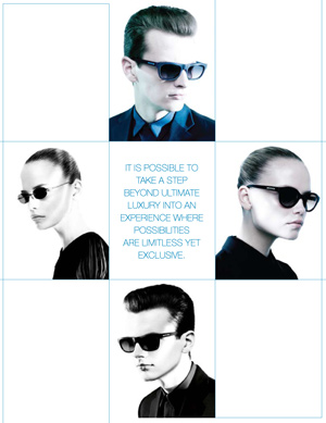 The Jil Sander Brand Addresses The Issue Of Vision In A