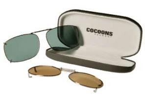 c39177e81dd Cocoons Clip On Sunglasses Polarized
