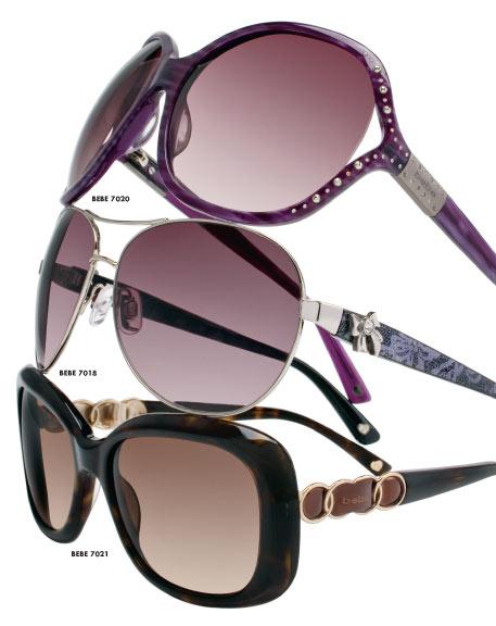 altair eyewear bebe sunwear