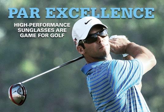 sunglasses golf  Par Excellence