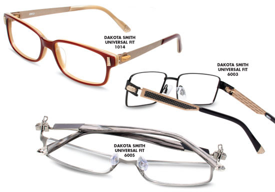 "66e9d5e646 PHILOSOPHY  ""The Dakota Smith Los Angeles Universal Fit Collection is truly  an exciting innovation in eyewear. Each style offers a custom fit"
