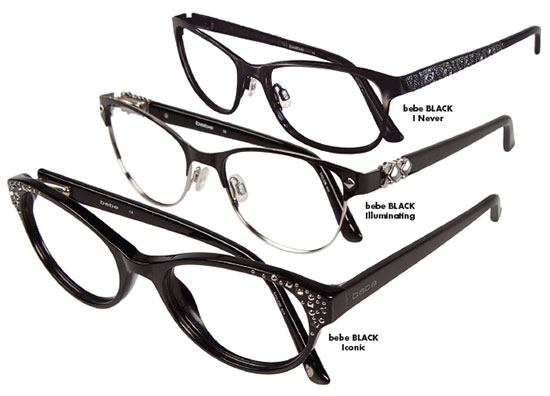 philosophy elevating the tone for all bebe eyewear categories the bebe black collection raises the bar and sets a distinct attitude that embodies a sexy