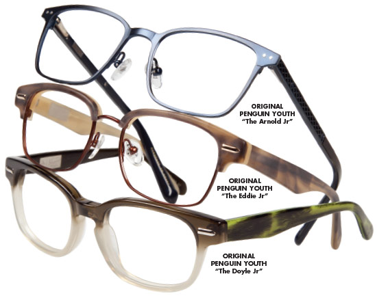 kenmark original penguin youth eyewear