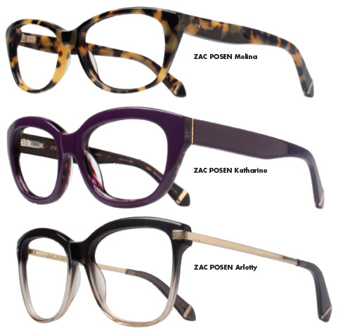 kenmark zac posen eyewear