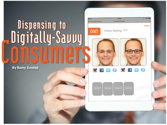 Dispensing to Digitally-Savvy Consumers