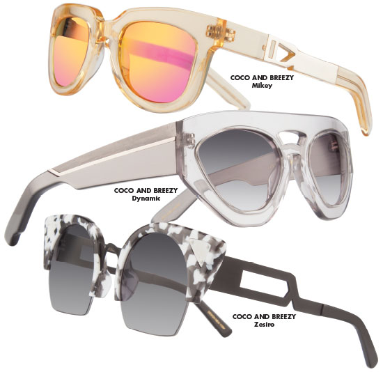 """33cf39a51a1 PHILOSOPHY  """"Our eyewear is the outfit and your clothes are the accessory"""