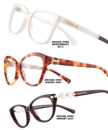 857336dd83 LUXOTTICA  Michael Kors Eyewear. A TIMELESS TALE