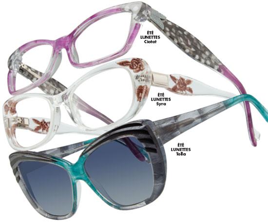 """87f1e9a233 PHILOSOPHY  """"Été Lunettes is a true luxury eyewear collection"""