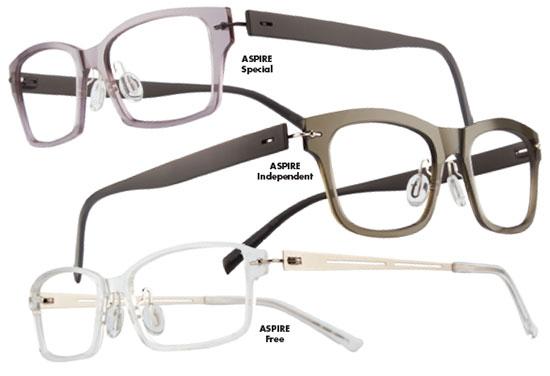 CLEARVISION OPTICAL: Aspire Eyewear