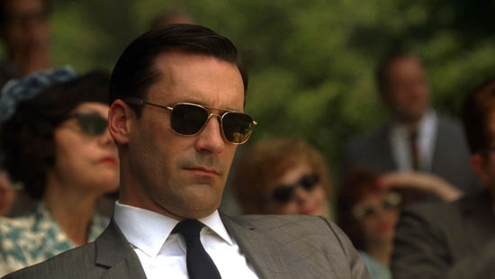 fb6c7ad71e The Real Deal  The Sunglasses of Mad Men