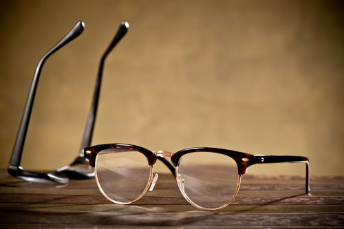 A Day In The Life Of A Pair Of Eyeglasses