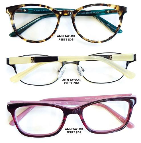 L\'AMY AMERICA: Ann Taylor Petite Eyewear