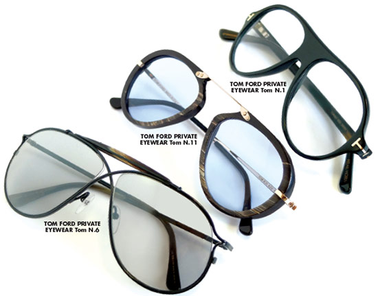 0797f76ce63 ... the frames that I personally wear and in some instances originally  designed only for myself. This is truly my own private collection