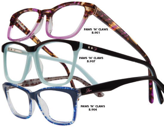 paws n claws eyewear boutique collection