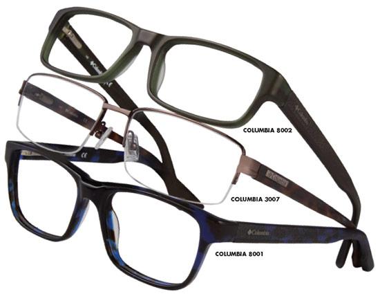 MARCHON EYEWEAR: Columbia Optical Collection