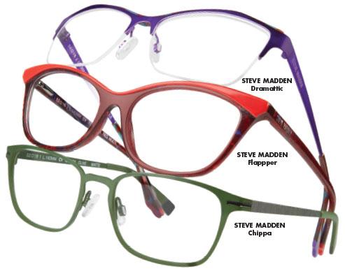 CLEARVISION OPTICAL: Steve Madden Eyewear