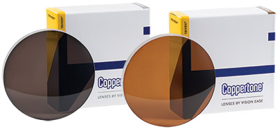 36aa9c5087 COPPERTONE POLARIZED LENSES IN PPG TRIVEX Vision Ease
