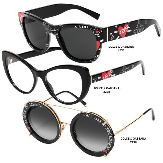 c80bee5fac Dolce   Gabbana  DGGraffiti Eyewear