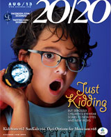 August 2013 Cover