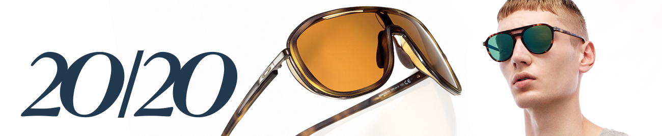 Silhouette Daniel Swarovski Crystal Eyewear