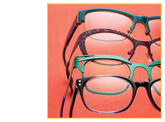 a256befe651 From top  4TH DIMENSION 4701 from ProDesign Denmark  ZIGGY by Cendrine O.  1459 from Zig Eyewear  GARZA from l.a. Eyeworks  ALPHA 3024 from Alpha Viana