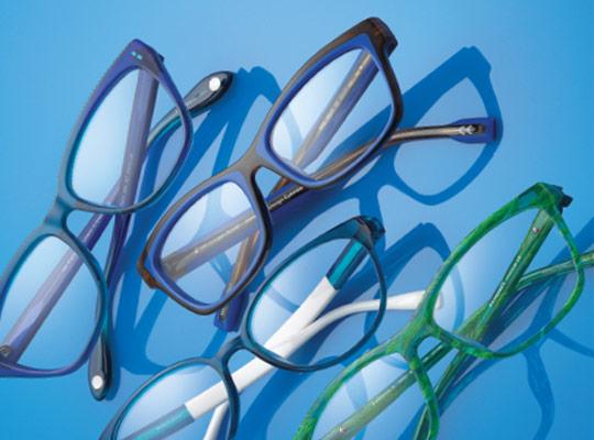 nouvelle collection de lunettes FYSH UK July 2017 - le