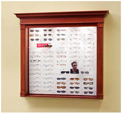 Eyeglass Frame Display Boards : Lesson: