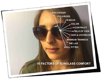 polarized sunglass lenses 5pi1  The comfortable vision of polarized sunglasses is often described, like  putting on an old pair of jeans With the assumption that the prescription  is