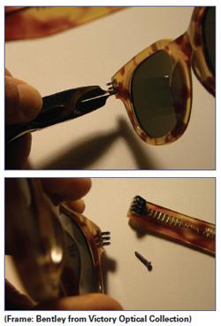 Glasses broke at hinge dating